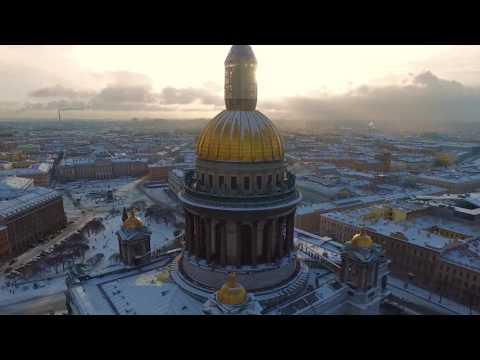 St. Petersburg im Winter - Newa Reisen