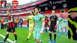 Bournemouth vs Arsenal - Premier League 25 November 2018 Prediction