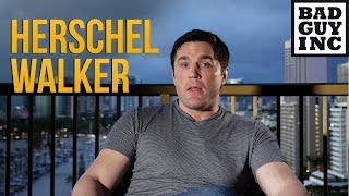 Did you know this about Herschel Walker?