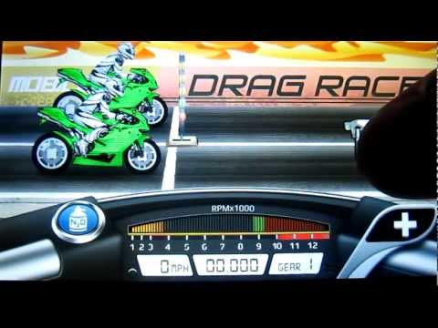 Drag Racing Bike Edition: How To Tune A Level 6 Castiglioni 5.148s 1/8