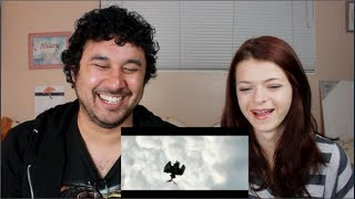 OPENING SCENE - HOW TO TRAIN A DRAGON 2 REACTION!!!