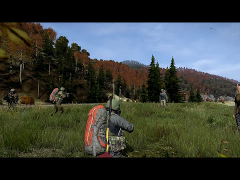 CHANGING FACES! - DayZ Standalone Gameplay Part 29 (PC)