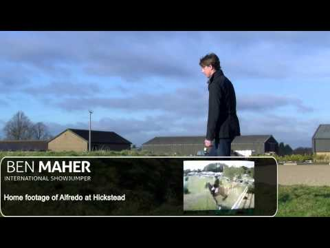 Ben Maher Pre London 2012 Interview