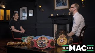 Katie Taylor Talks Undisputed Title, Conor McGregor and Next Fight