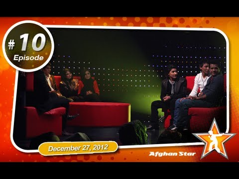 Afghan Star Season 8 - Episode.10 - Top 13 Result Show