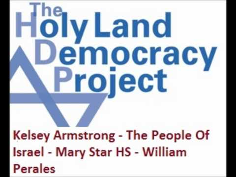 The People of Israel - Kelsey Armstrong - Mary Star of the Sea High School (William Perales) - 12/15/2011