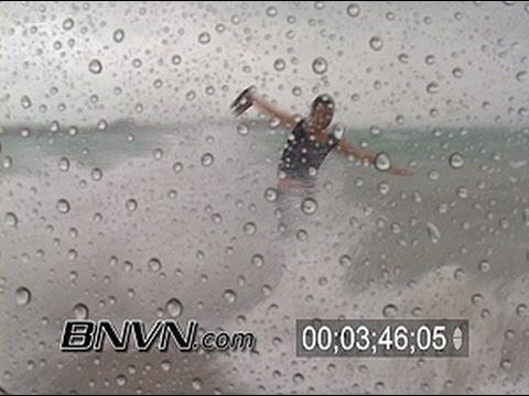 Hurricane Rita Video - Key West Florida - 9/20/2005 - Part 4
