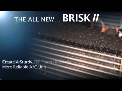 The New Dometic Brisk II Rooftop Air Conditioner for RVs
