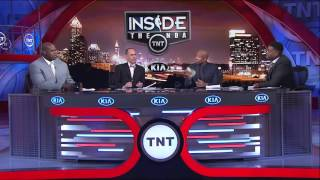 Inside the NBA - Leave the refs alone