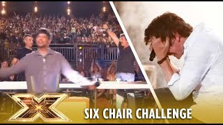 Download Lagu Brendan Murray Gets Louis Tomlinson's Golden Buzzer As Simon SAYS BEST Voice! | The X Factor UK 2018 Gratis STAFABAND