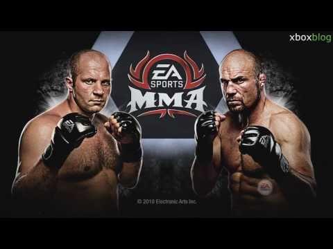Gameshot z EA Sports MMA