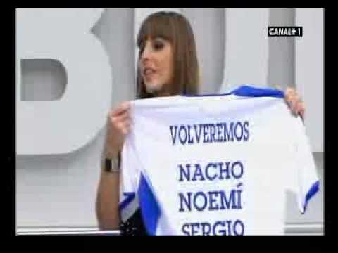 Camiseta del CD Tenerife en 'El Día del Fútbol' (Parte 1)
