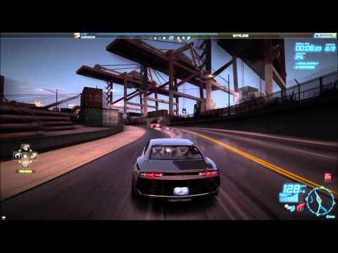 Need for Speed World Lamborghini Estoque Review