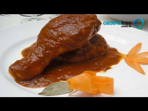 Pollo en Adobo Receta Mexicana Receta de Pollo en Adobo