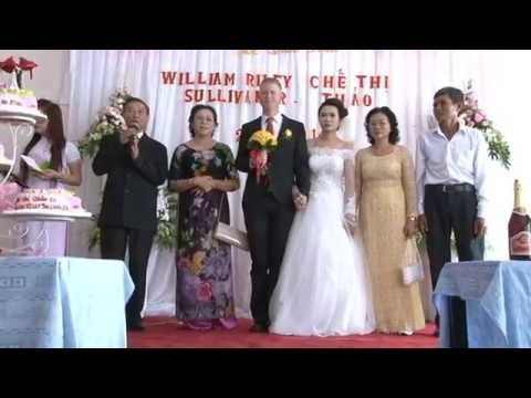 dam cuoi che thi thao - Sabrina & William wedding 3/5