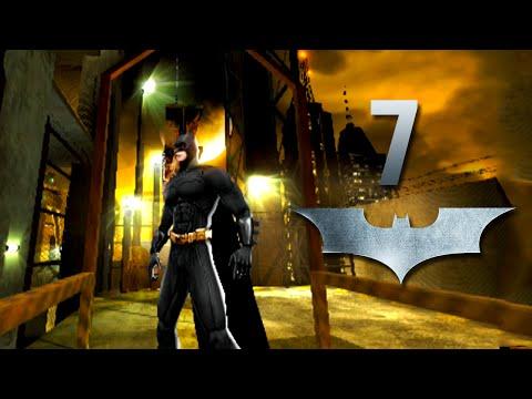 Road to Arkham Knight - Batman Begins - Victor Zsasz - Gameplay Walkthrough Part 7