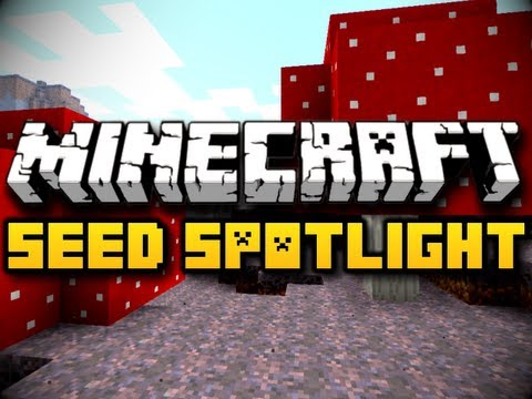 Minecraft Seed Spotlight #2 - I DON'T CARE (HD)