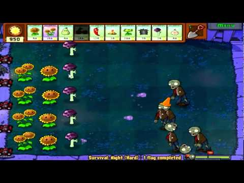 "Plants Vs. Zombies Part 36:  ""Tuesday"" Night Fever"