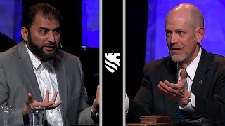 Video: Do we need the Cross for Salvation? - Adnan Rashid vs James White