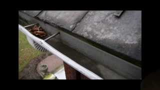 How To Install Rain Gutters Aluminium Flashing Amp 10