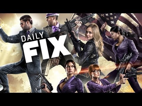 Saints Row 4 Is Coming, Donkey Kong 3D Dated & SimCity's Making Progress! - IGN Daily Fix 03.15.13