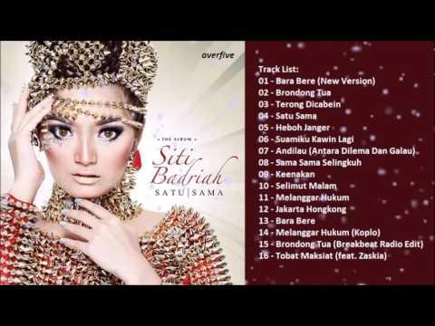 รวมเพลงอินโดนีเซีย [[Siti Badriah - Satu Sama]] 2014