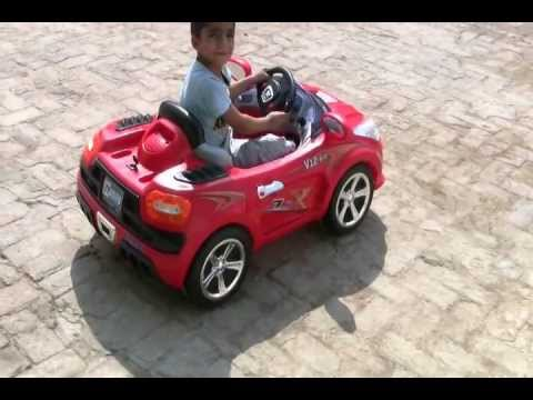 Child Battery Car In India