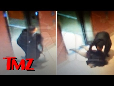 Ray Rice -- Dragging Unconscious Fiancee ... After Alleged Mutual Attack