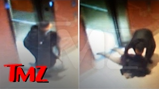 Ray Rice -- Dragging Unconscious Fiancee ... After Alleged Mutual Attack  2/19/14  (Sports)