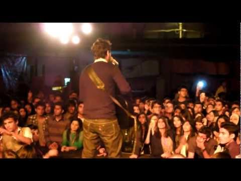 Bilal Khan - Bachana (Encore) LIVE  Nixor College Karachi