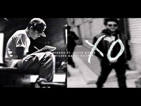 The Weeknd ft. Justin Bieber - Wicked Games (Mashup)