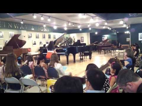 Stacey Dayoung Park's May 19, 2013 Piano Recital 1