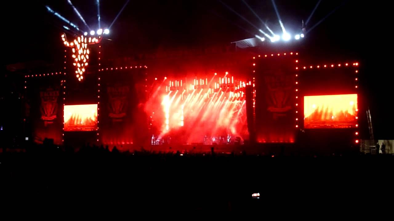 Slayer Live Wacken 2014 Blood Live Wacken 2014