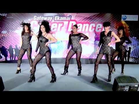 """IronixZ"" cover Rania @ audition ""Gateway Ekamai Cover Dance Contest 2013"""