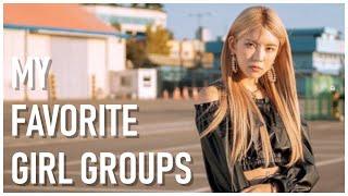 [My Top 30] Favorite K-Pop Girl Groups