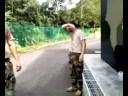 Kastam n Polis Malaysia vs US Komando