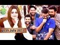 Salam Zindagi With Faysal Qureshi - Guest Aima Baig & Safeer Jafri - 27th July 2017
