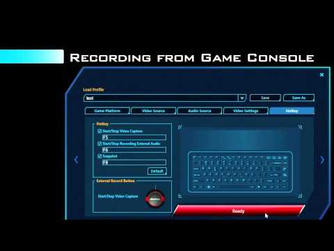New Software for Game Recording & Streaming: AVerMedia RECentral with Live Gamer HD