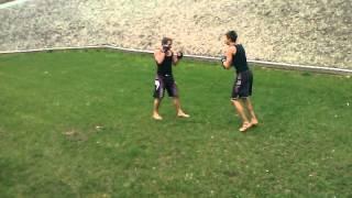 Backyard MMA Austin - Judd