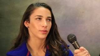 How well do U.S. Olympic gymnasts Simone, Aly, Gabby, Laurie and Maddie really know each other?