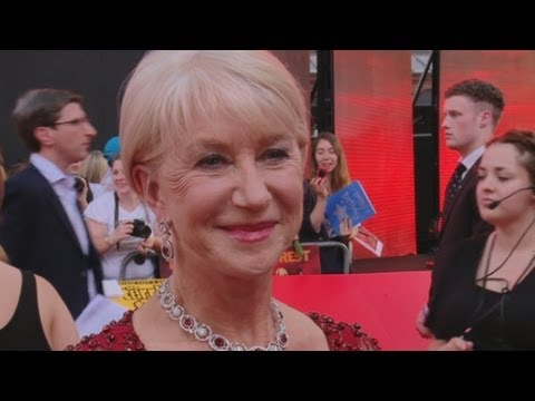 Dame Helen Mirren reveals her advice for Kate Middleton and talks about being a secret agent