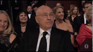 Alan Arkin winning Best Supporting Actor