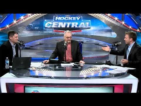Sportsnet Hockey Central (Post Senators/Oilers Discussion) February 5, 2016