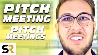"""Pitch Meetings"" Pitch Meeting (100th Episode Bonus)"