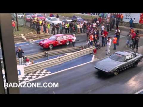 RADAZONE.COM Zoilito vs El Capó Mobil 1 2014