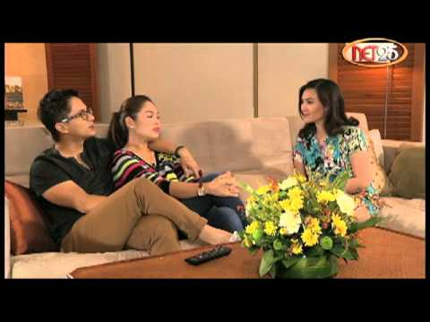 M0Ments - Ms.Judy ann Santos and Mr. Ryan Agoncillo (July 6, 2013) Part 1