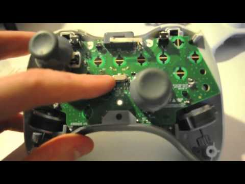 How to Make a Xbox 360 Rapid Fire controller w/ Gameplay