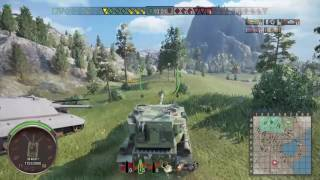 World Of Tanks - Ps4 - FV215b 183 - Serene Coast - Ace Tanker