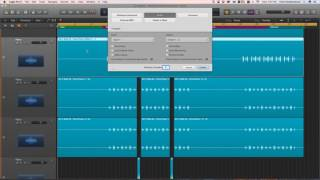 Logic Pro X Tutorial - How to Convert Stereo to Mono