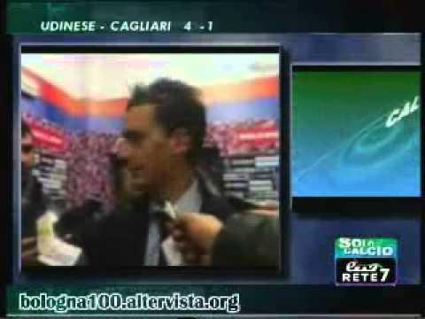 Bologna FC 1909 02/12/2012 Bologna – Atalanta 2-1 Gabbiadini nel dopopartita